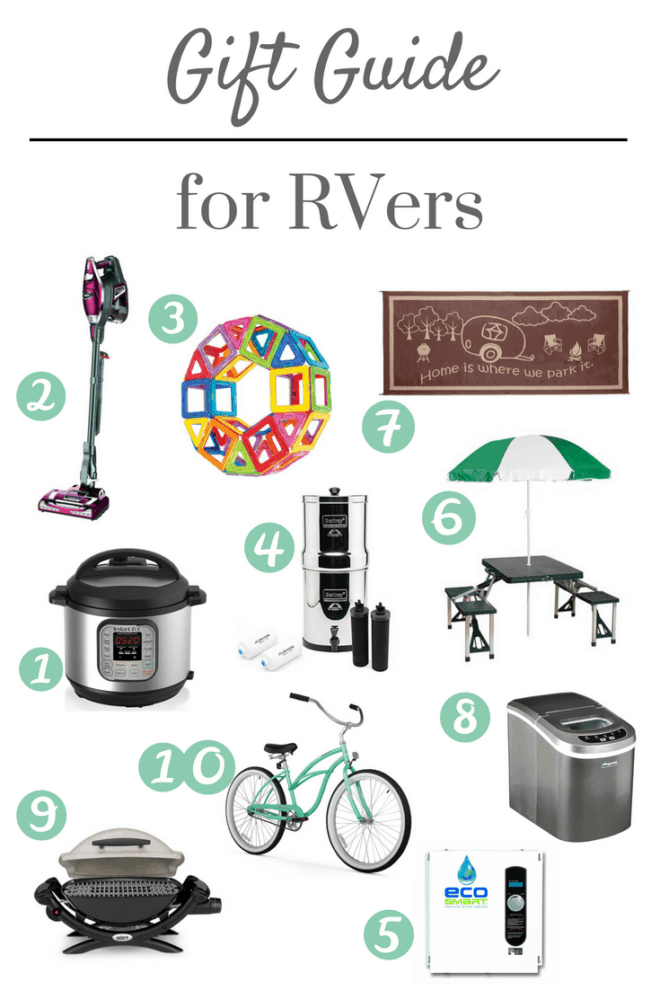 Gift Guide for RVers