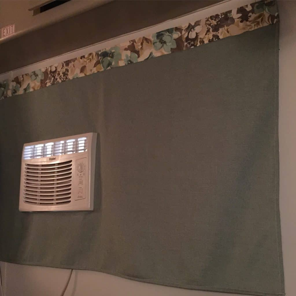 RV Window Curtain
