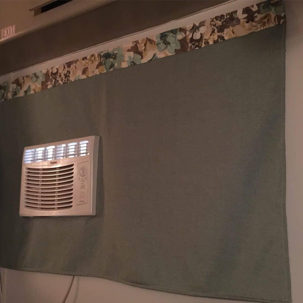 RV Window Curtain