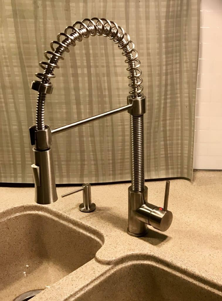 Wonderful How To Replace A Rv Faucet Happiest Camper