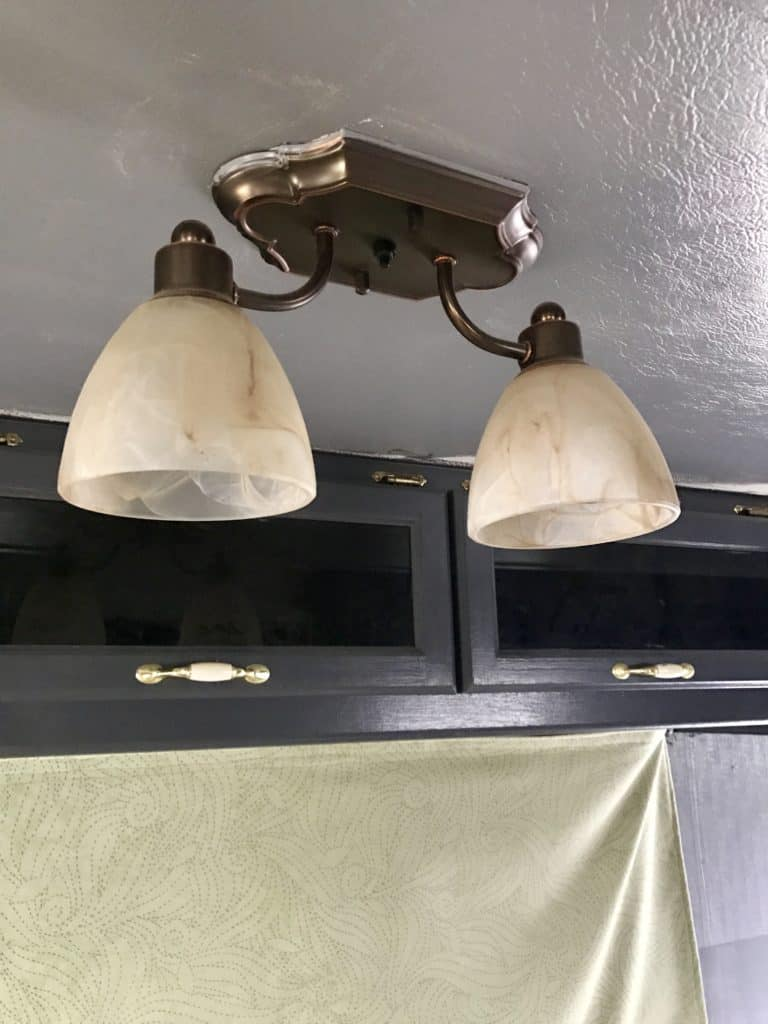 RV Light Fixture