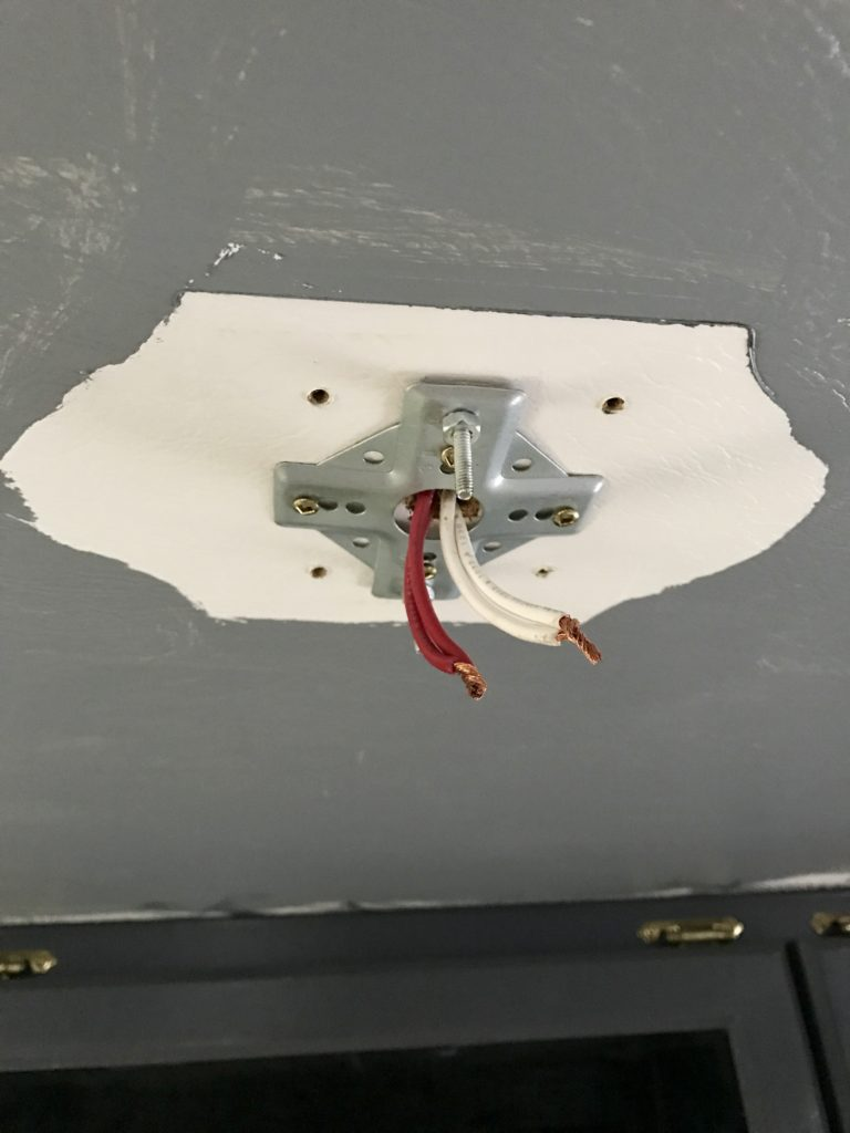 Replace RV LED Light