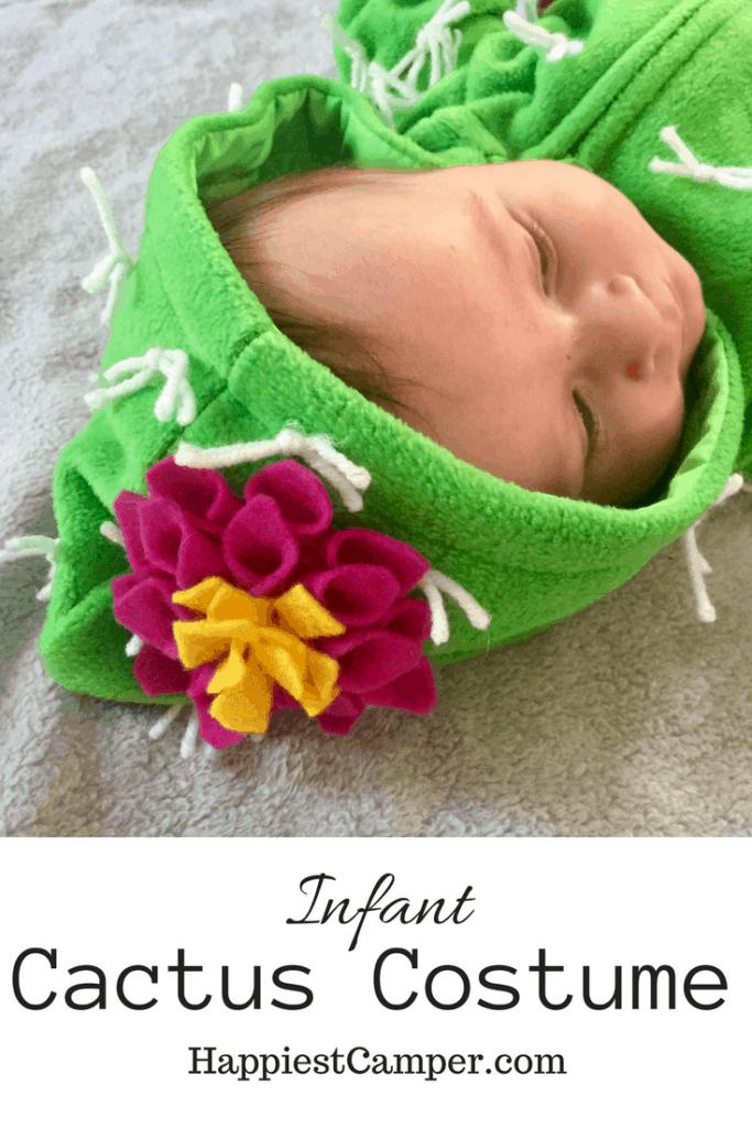 Infant Cactus Costume