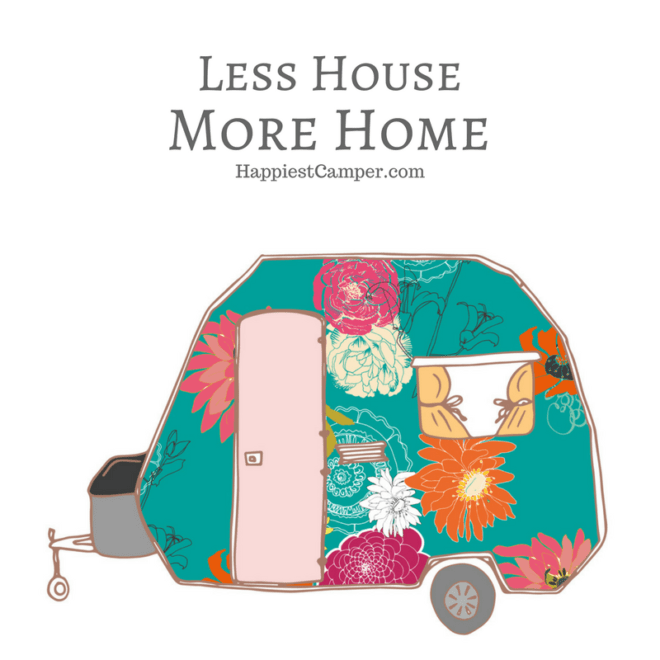 Less House More Home RV Camper