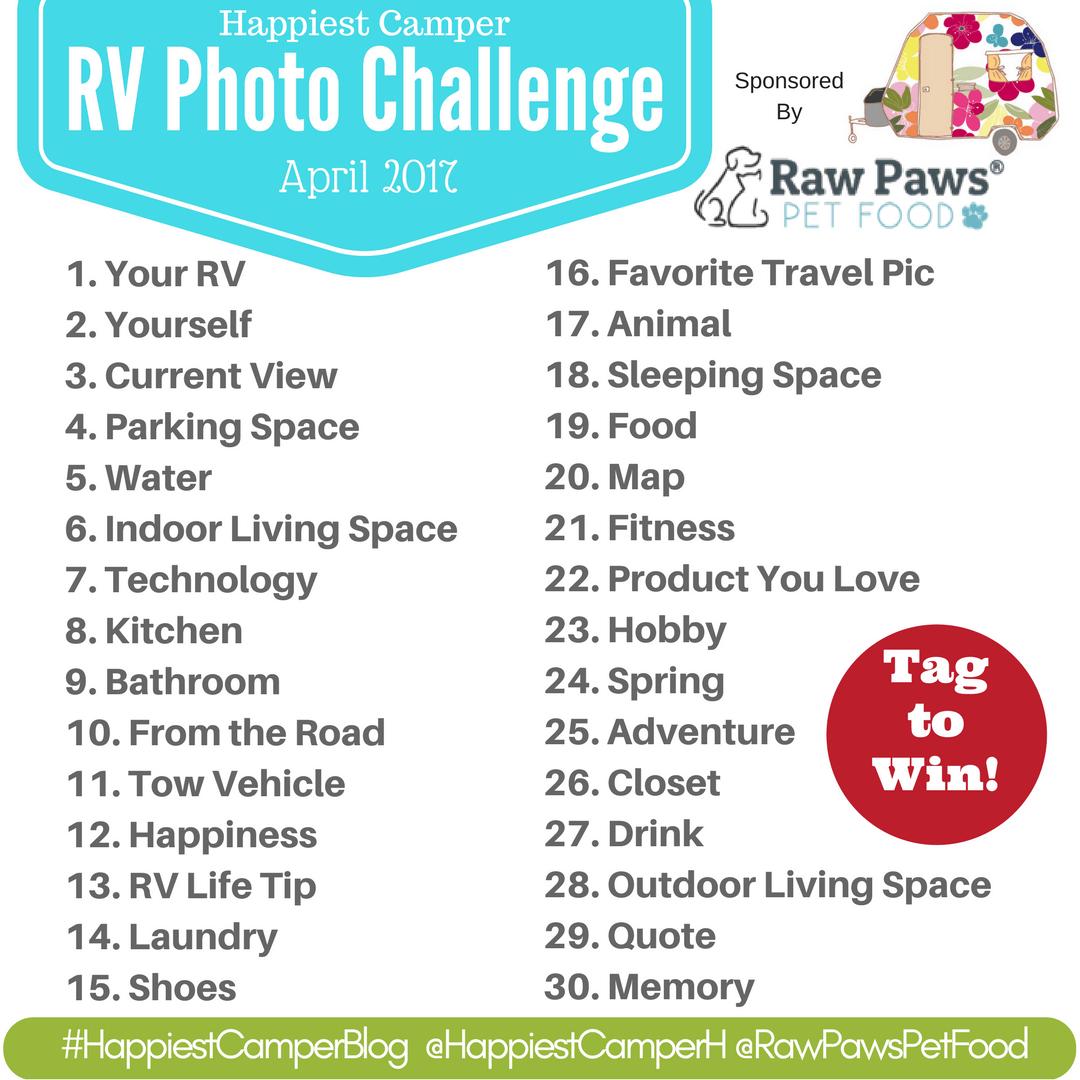 RV Photo Challenge