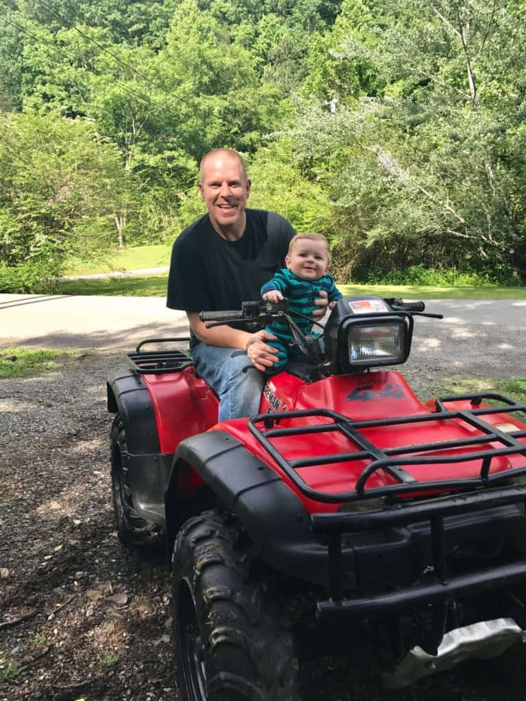 4 Wheeler Dad