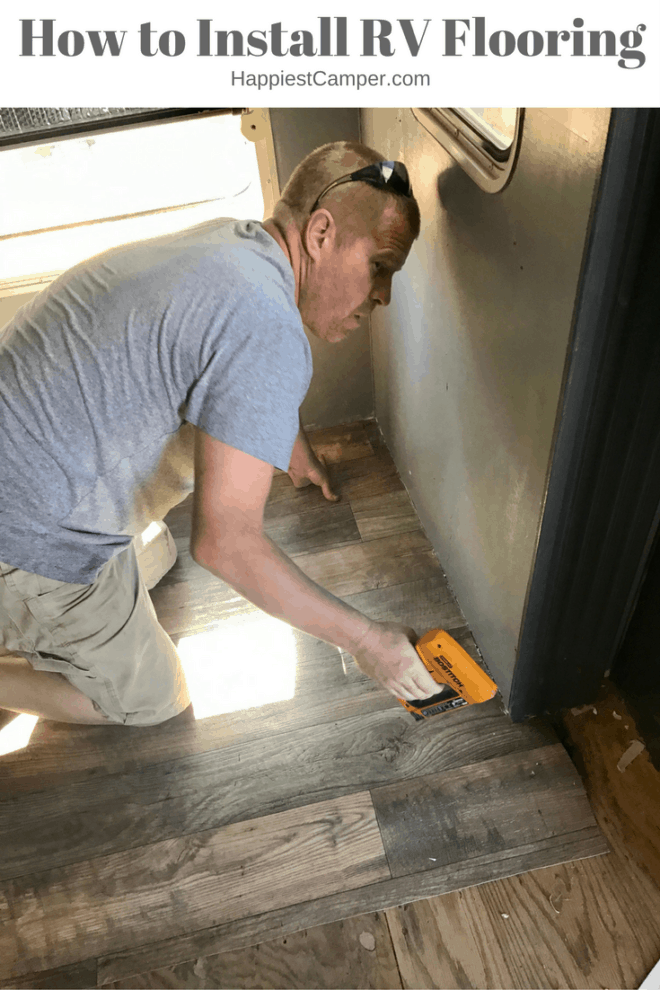 How To Install RV Flooring