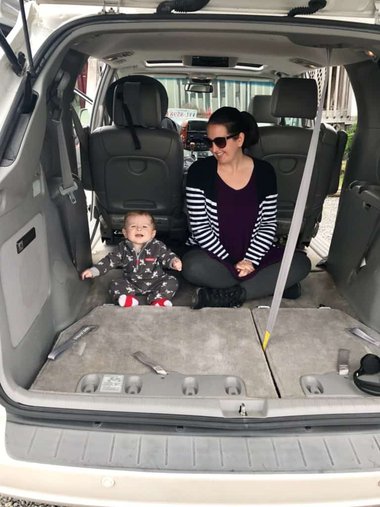 Mini Van Mom