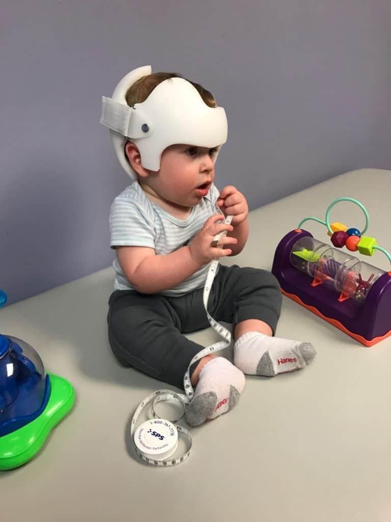 Baby Helmet DOC Band