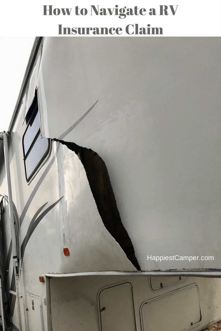 How to Navigate a RV Insurance Claim