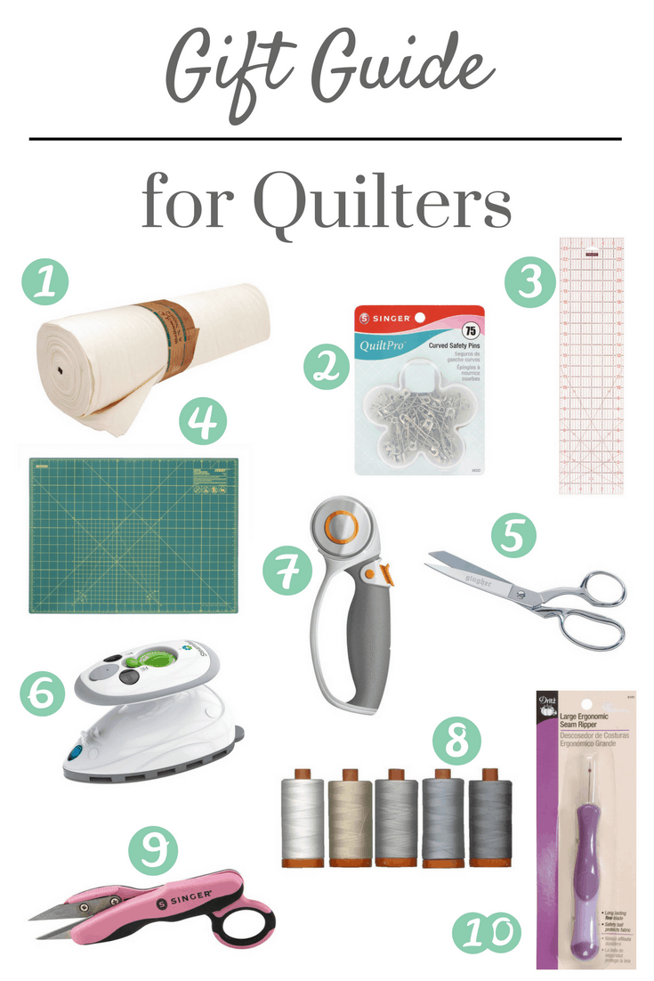 Gift Guide for Quilters
