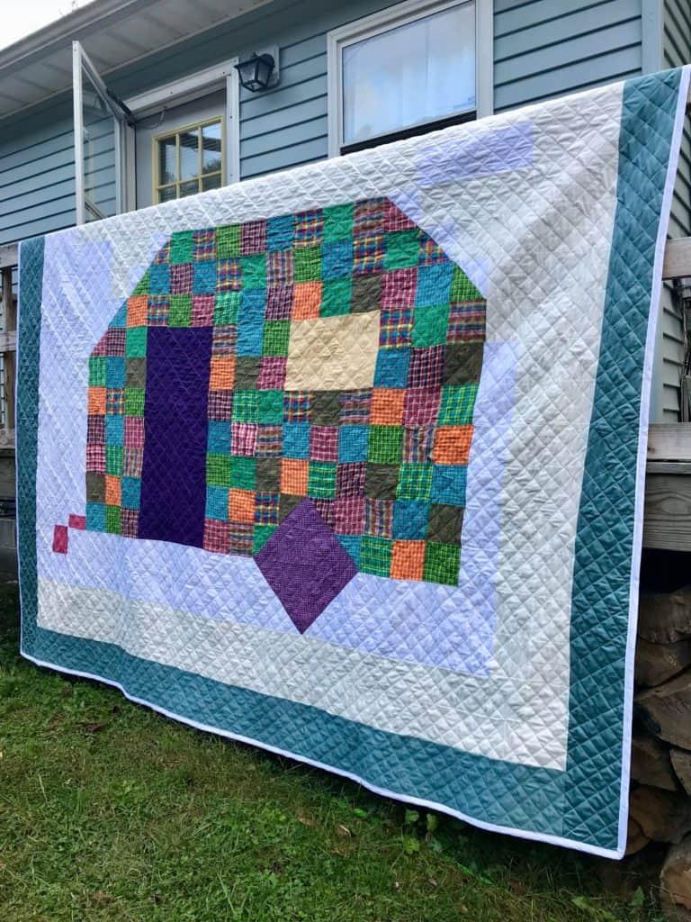 Happiest Camper Quilt Free Pattern
