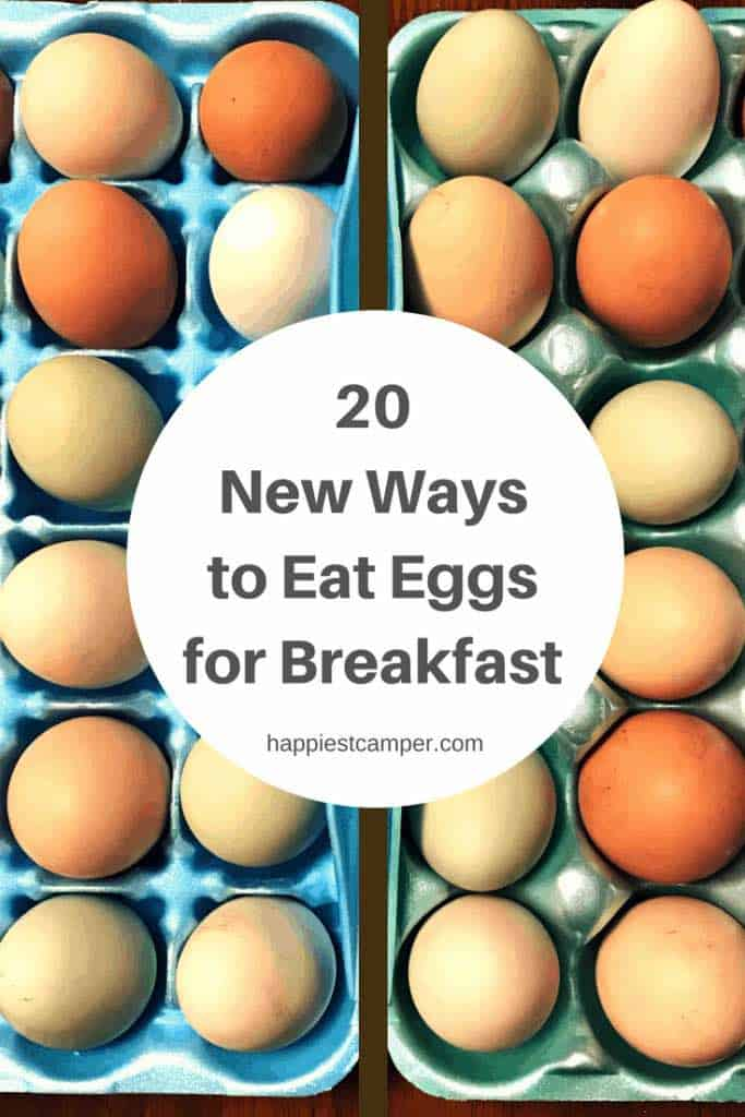 20 Ways to Eat Eggs for Breakfast