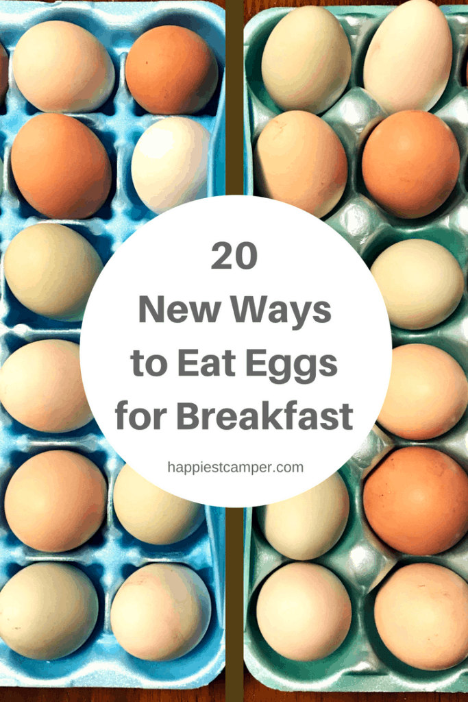 20 New Ways to Eat Eggs for Breakfast