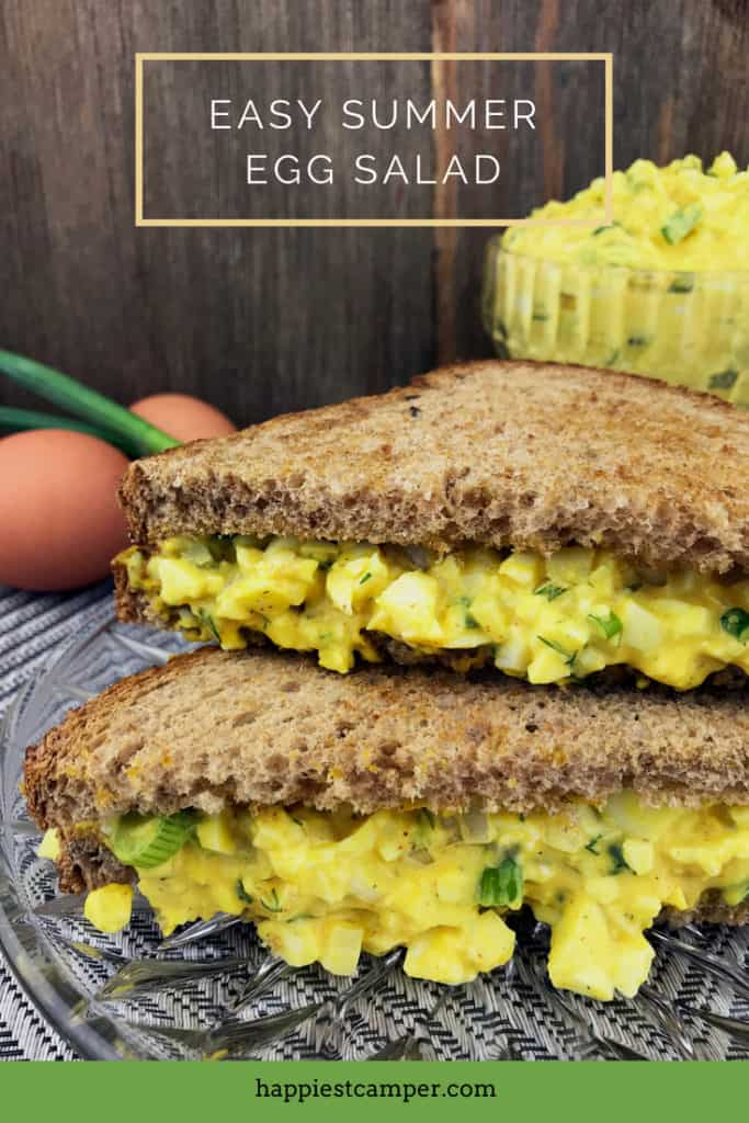 Easy Summer Egg Salad