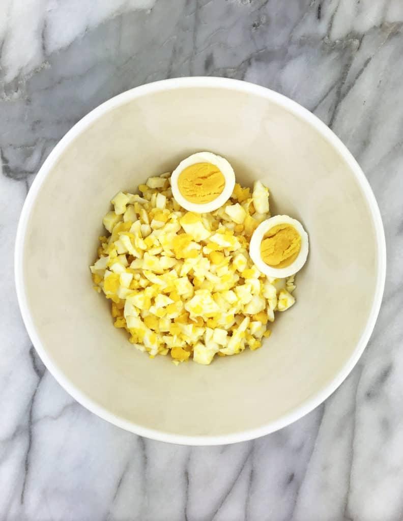 Easy Summer Egg Salad