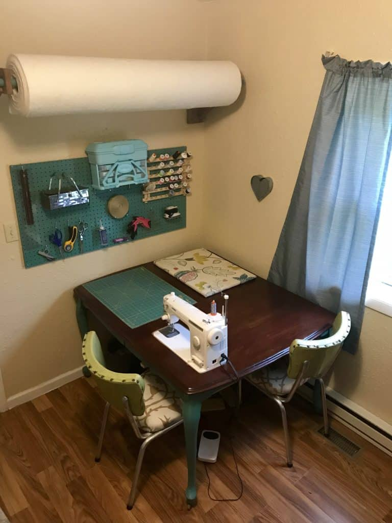 Sewing Quilting Craft Room