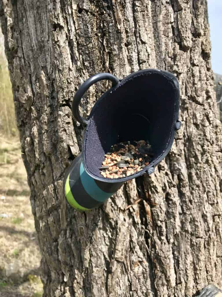 Eco Friendly Bird Feeders