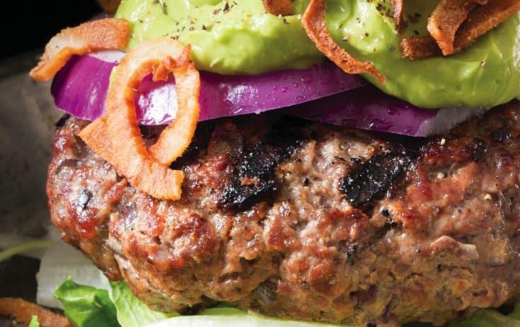 The Paleo Kitchen Cookbook Sneak Peek – The Perfect Burger