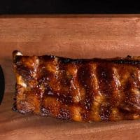 Easy BBQ Instant Pot Ribs