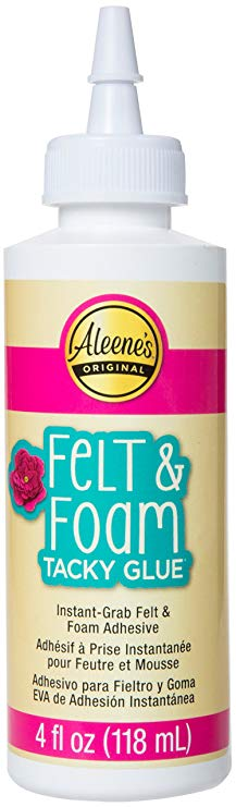 Aleene's Felt and Foam Tacky Glue, Original Version