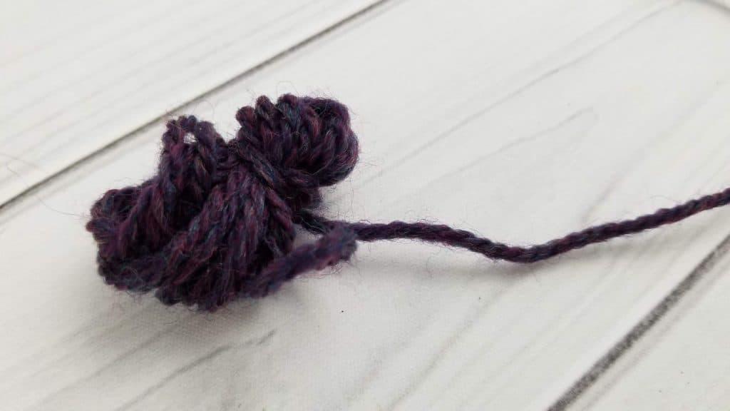 DIY Wool Dryer Balls Step 2