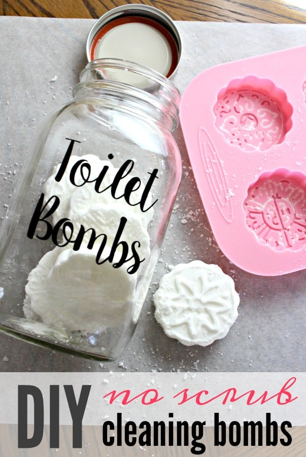 Refresh Your Bathroom with DIY Toilet Cleaner Tabs
