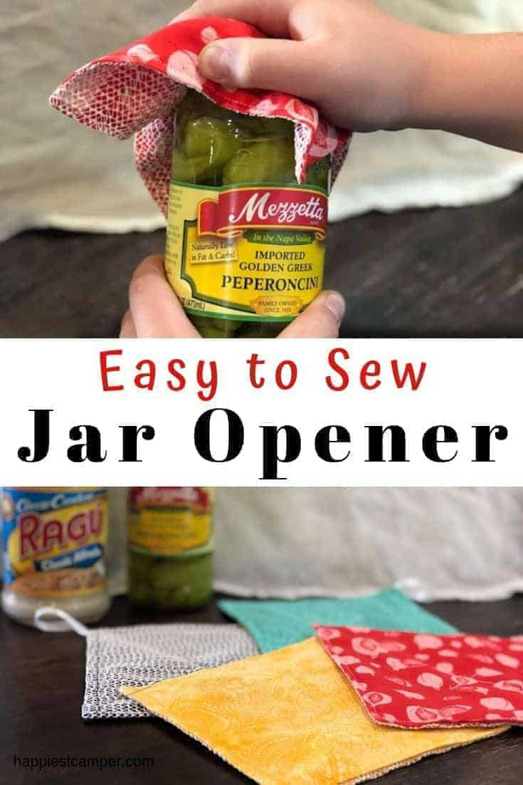 Jar Opener Easy Sewing Project.