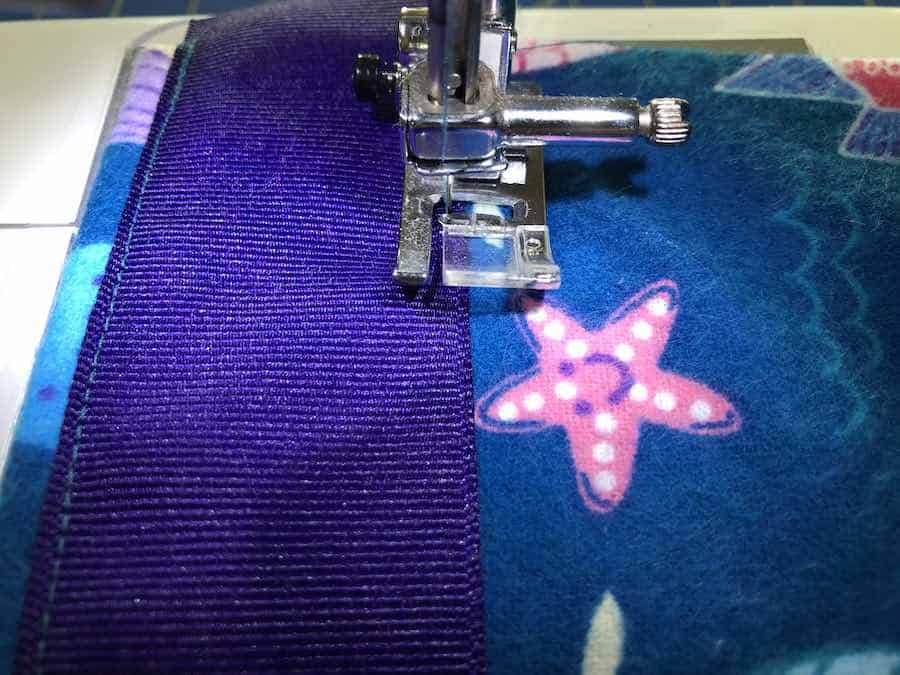 Stitching Ribbon