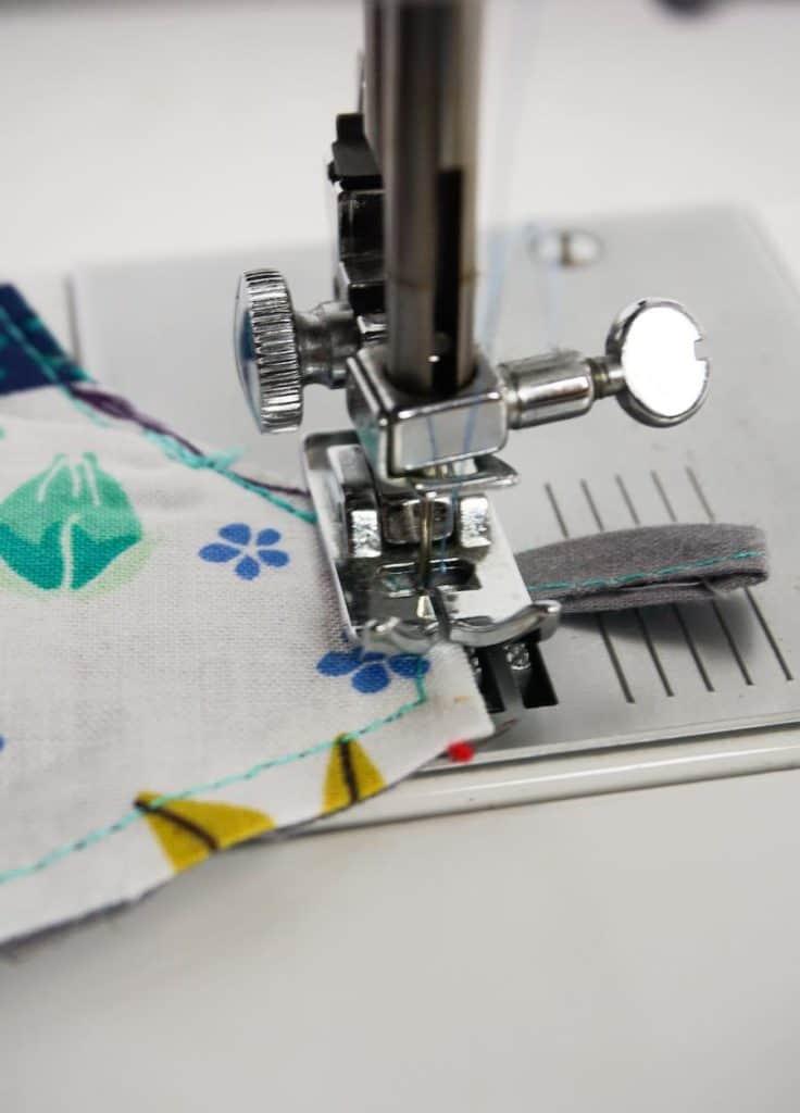 closing sew