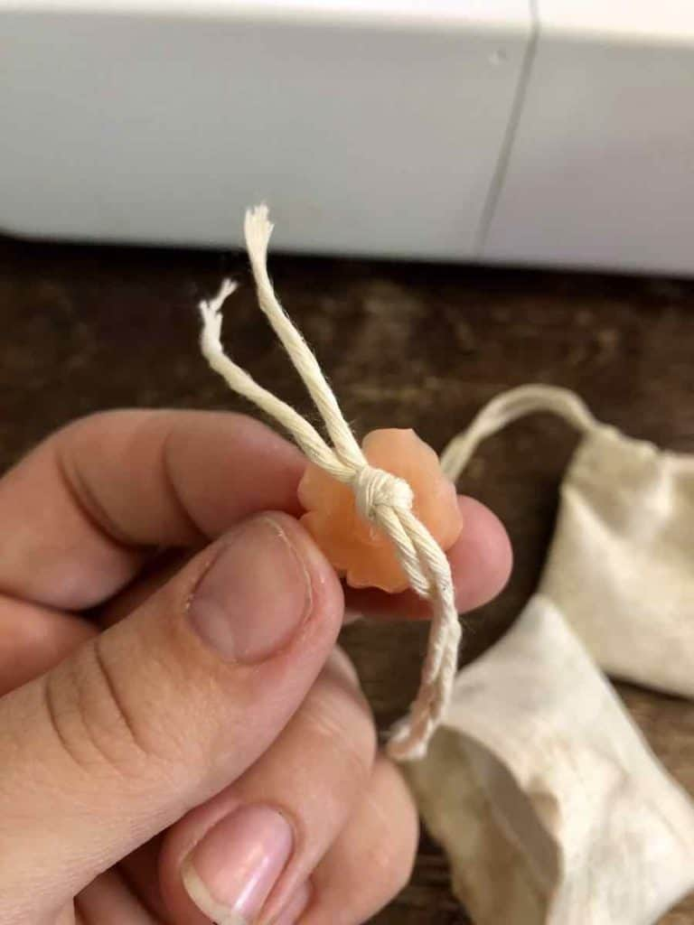 knot both ends