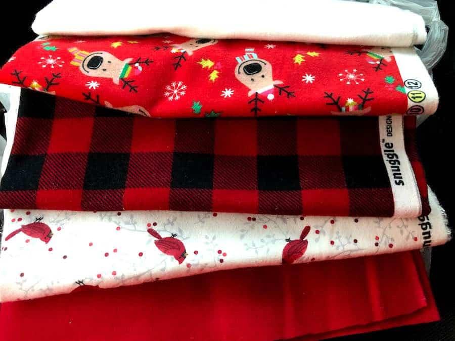 Christmas Stocking Supplies