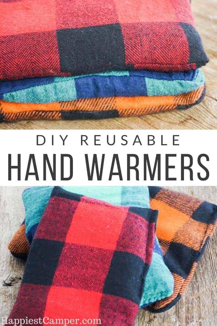 DIY Reusable Hand Warmers