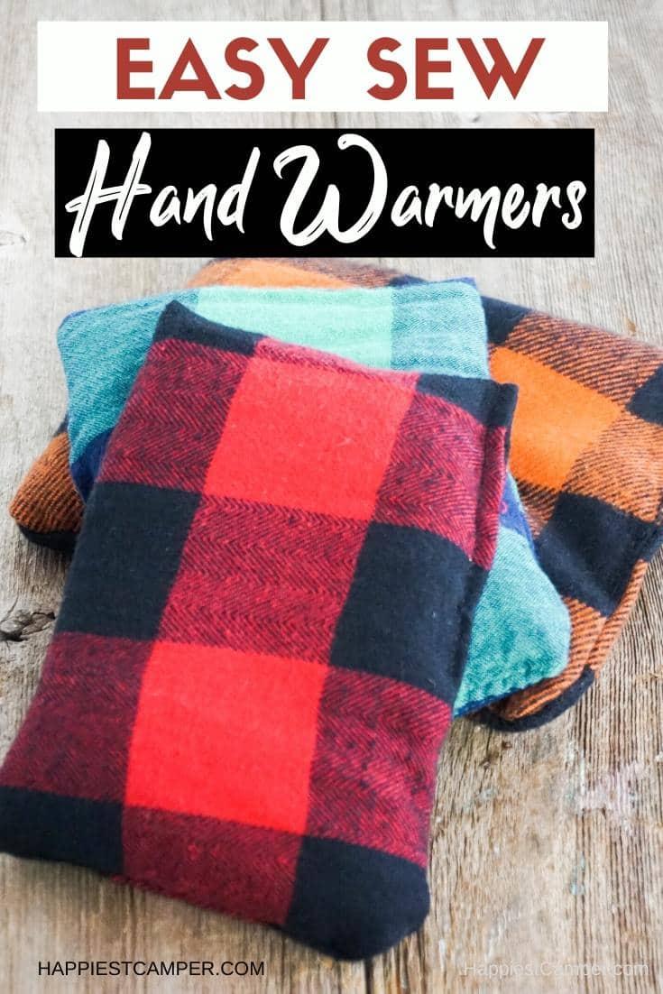 Easy Sew Hand Warmers