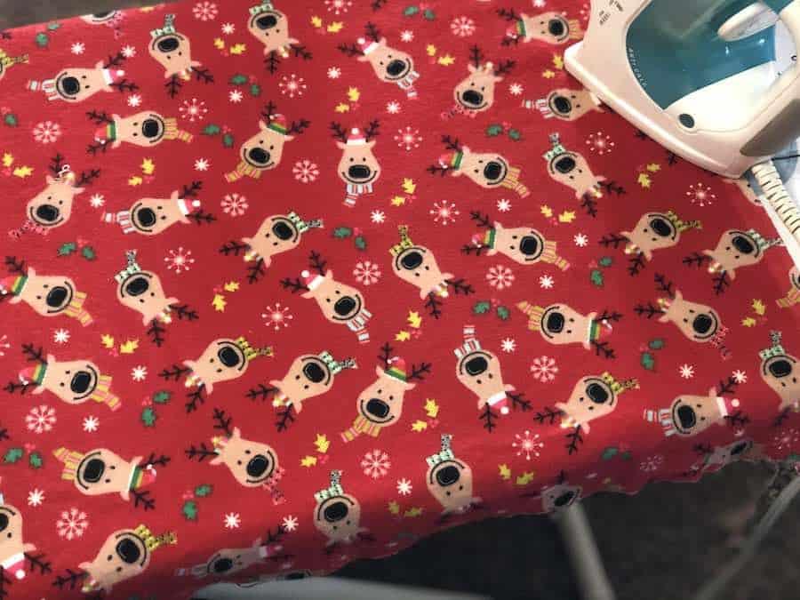 Press Stocking Fabric
