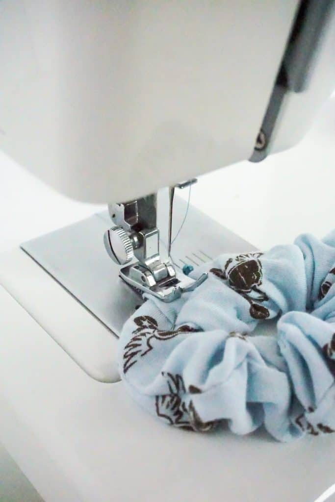 Sew Scrunchie Hem