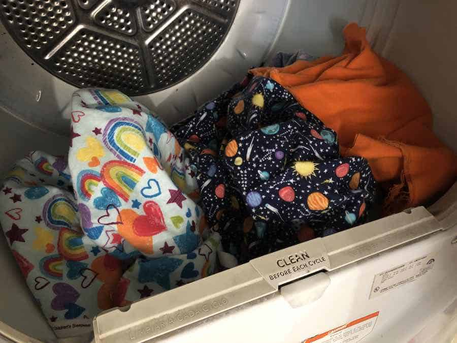Wash and Dry Fabric for Backpack