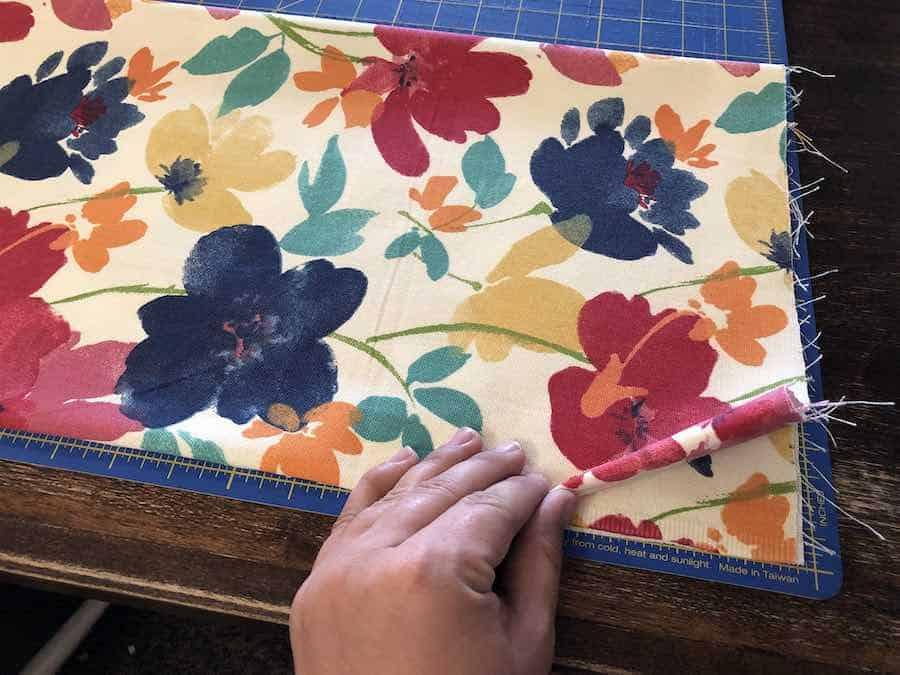 Fabric Matching Edges