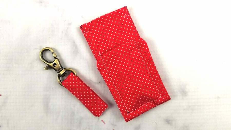 Chapstick Holder Step 8
