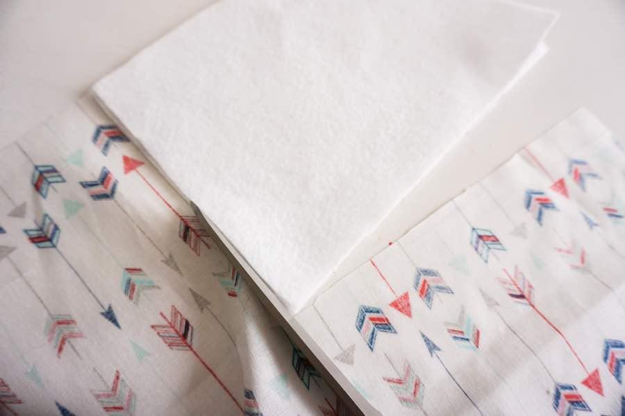 Cut Potholder Fabric