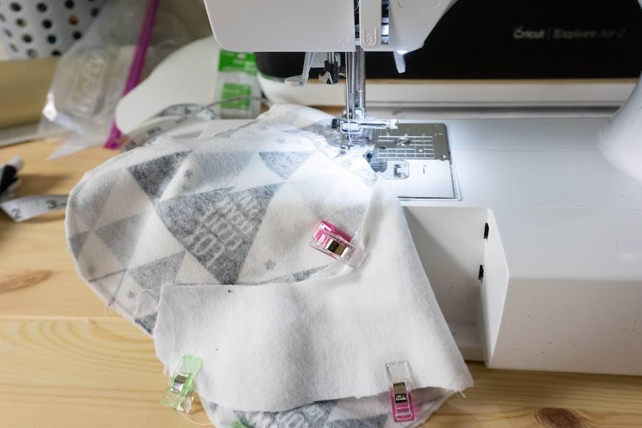Sewing Baby Bib