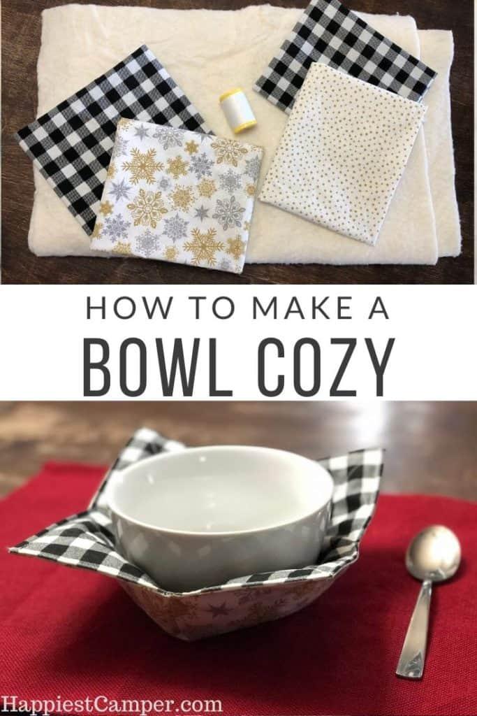 How to Make a Bowl Cozy