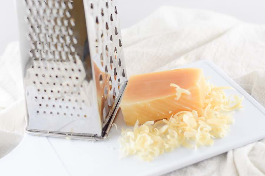 Grated Soap for Detergent