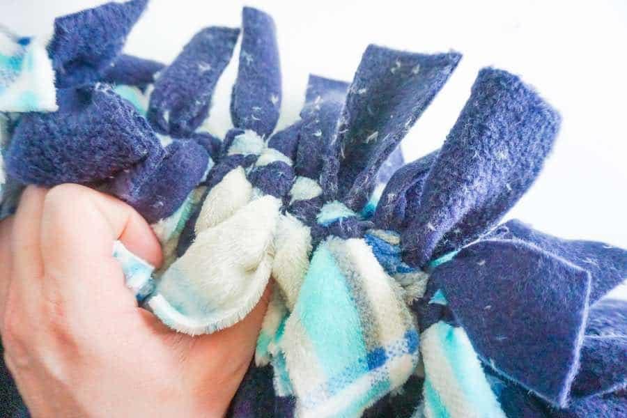 More knots in Fleece