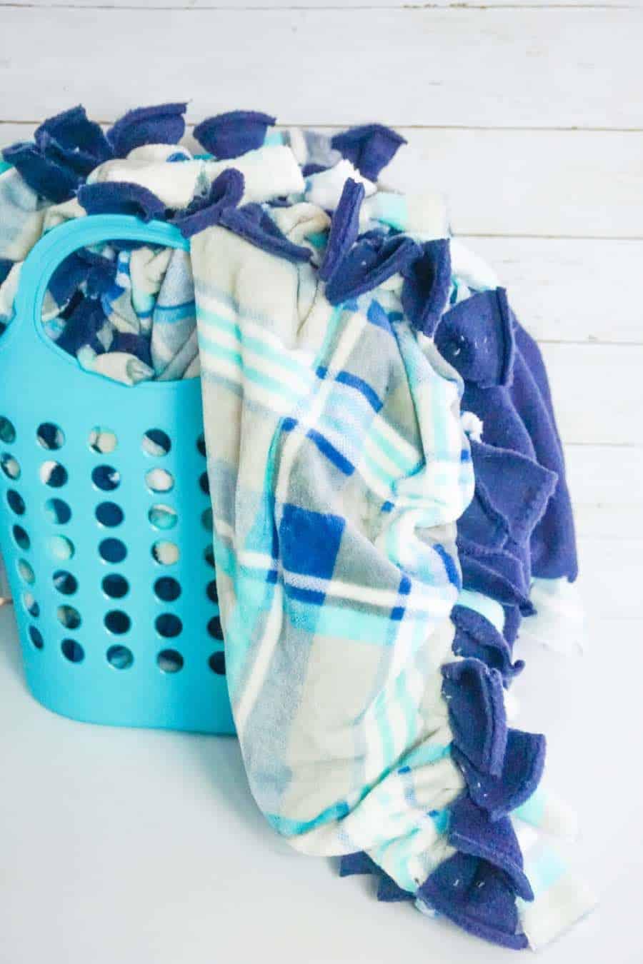 Wash Fleece Blanket