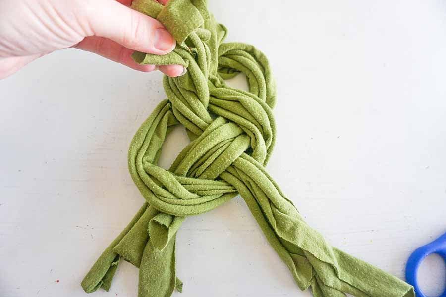 starting sailors knot