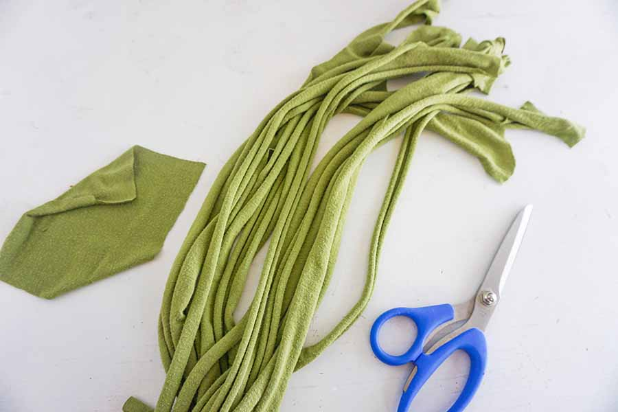 sailor's knot materials