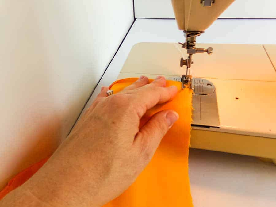 sewing liner