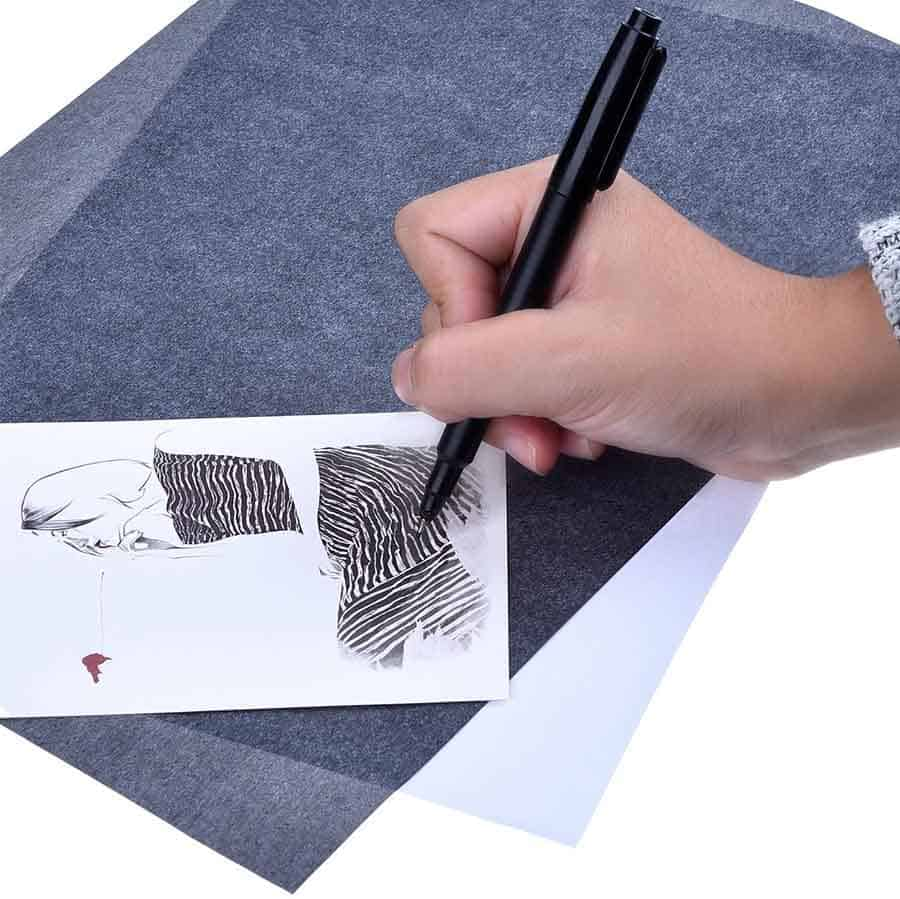 carbon transfer paper for sewing