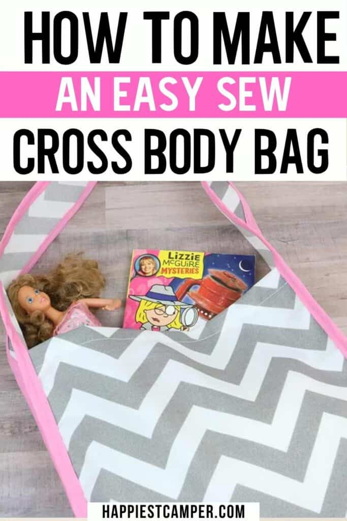 Easy Sew Cross Body Bag